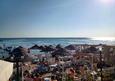 Kumburgaz plaža