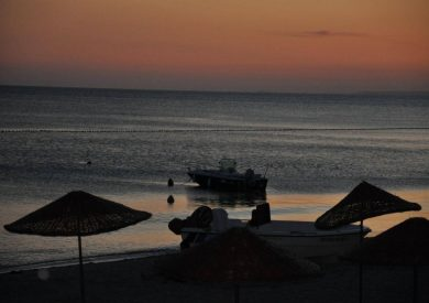 Kumburgaz plaža, Turska letovanje