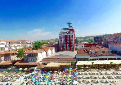 Turska letovanje avionom, turska autobusom, leto turska