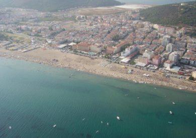 Putovanje Sarimsakli, evropski gradovi, city break, plaža