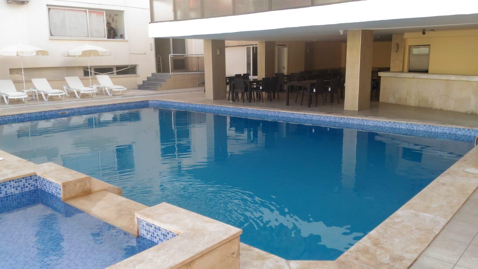Letovanje Turska autobusom, Kusadasi, Hotel Roxx Royal ex Santur,spoljašnji izgled bazena