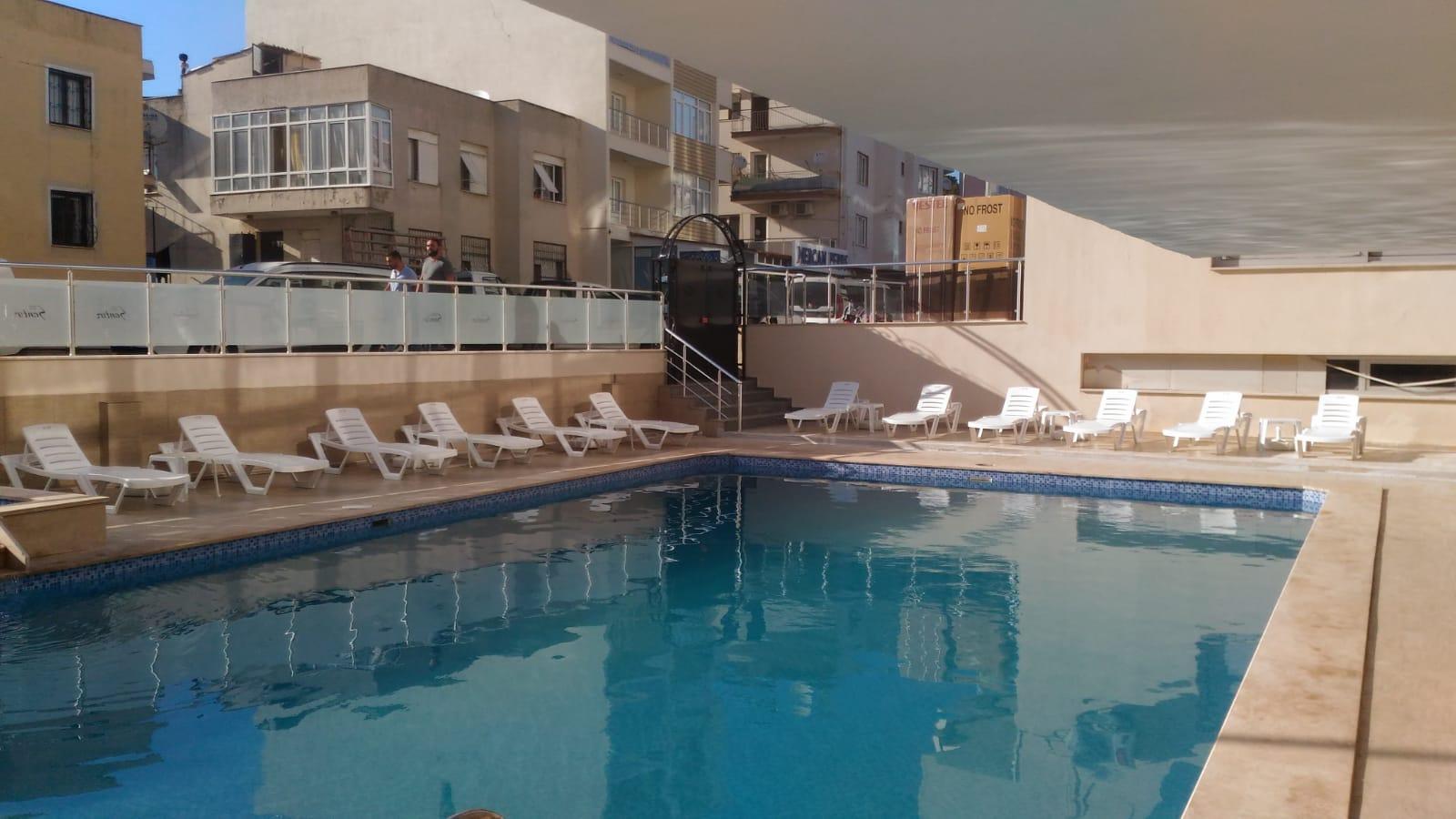 Letovanje Turska autobusom, Kusadasi, Hotel a autobusom, Kusadasi, Hotel Roxx Royal ex Santur,hotelski bazen