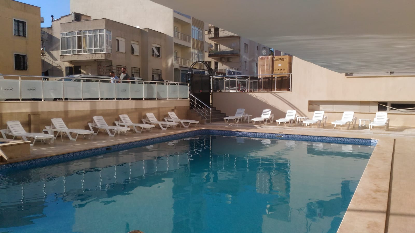 Letovanje Turska autobusom, Kusadasi, Hotel Santur,bazen hotela