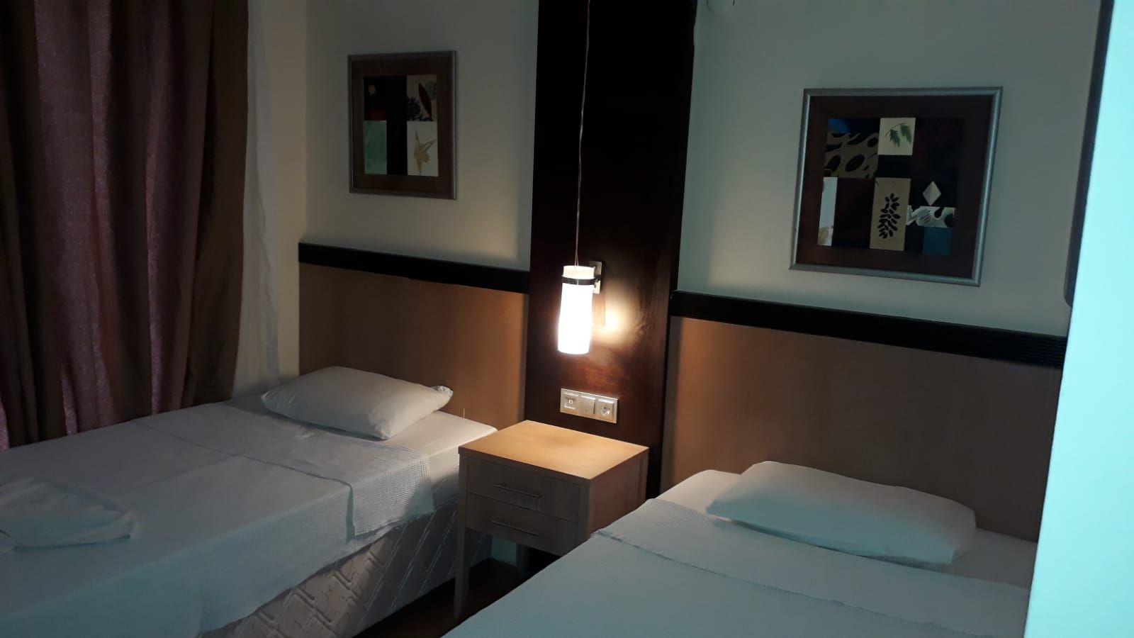 Letovanje Turska autobusom, Kusadasi, Hotel Santur,hotelska soba