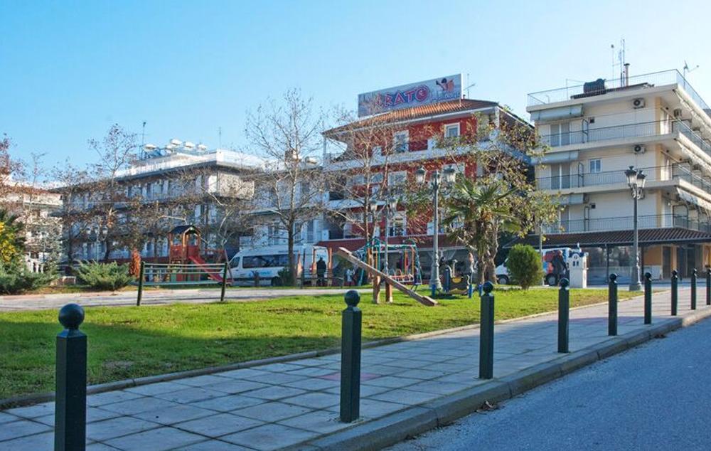 Putovanje Paralija, evropski gradovi, city break, park
