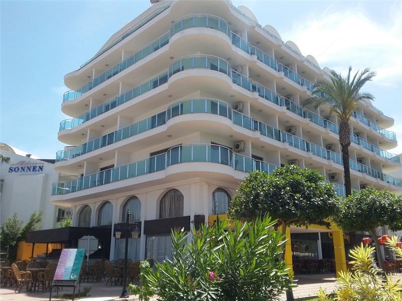 Letovanje Turska autobusom, Marmaris,Hotel Cihanturk Marmaris eksterijer