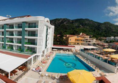 Letovanje Turska autobusom, Marmaris, Hotel Idas Hotel&Club,eksterijer