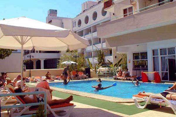 Letovanje Turska autobusom, Marmaris,Hotel Karen Marmaris eksterijer