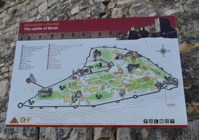 Putovanje Berat, evropski gradovi, putovanje Albanija,Berat tvrđava