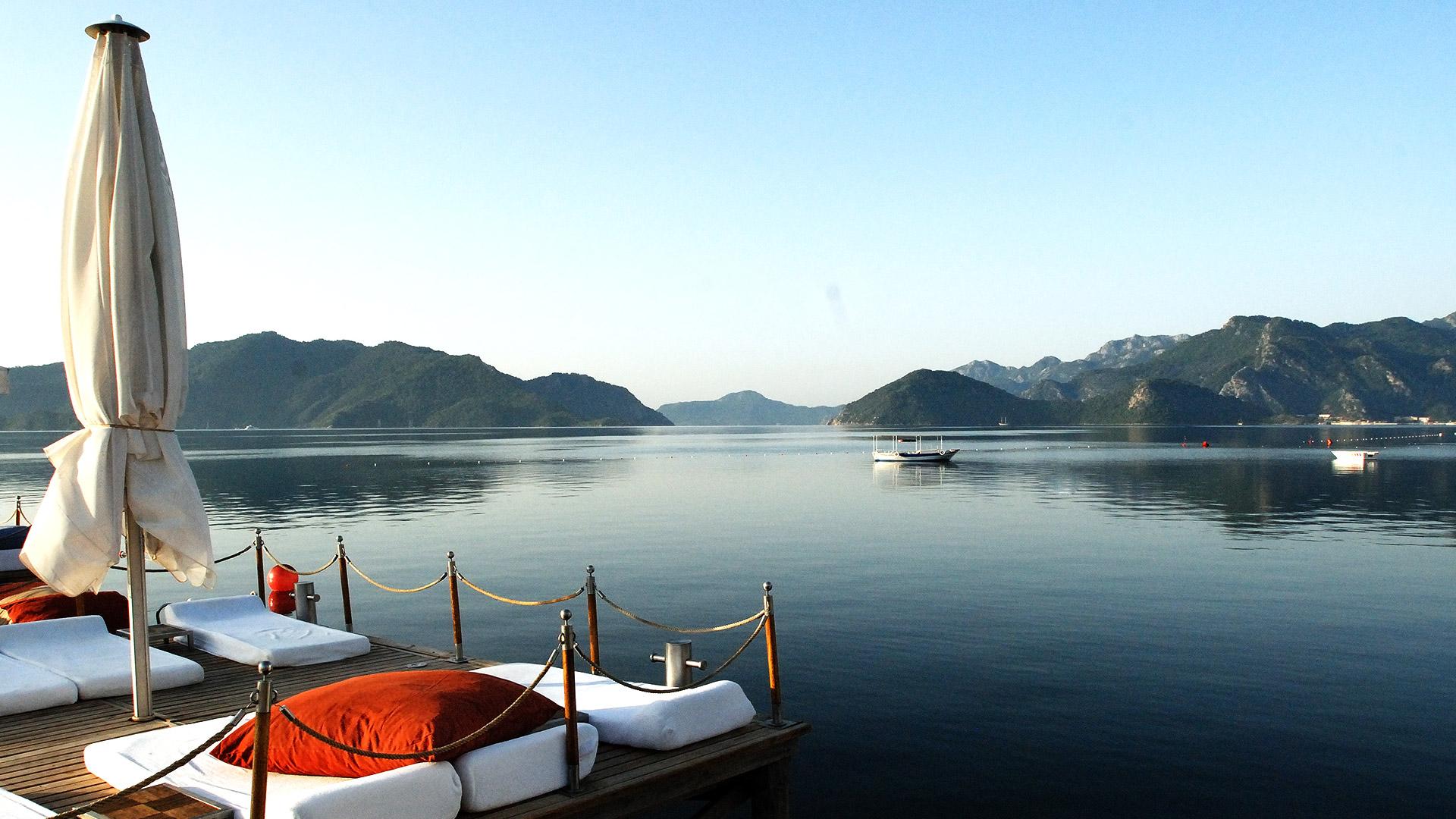 Letovanje Turska autobusom, Marmaris,Hotel Elegance Marmaris  panorma zaliva