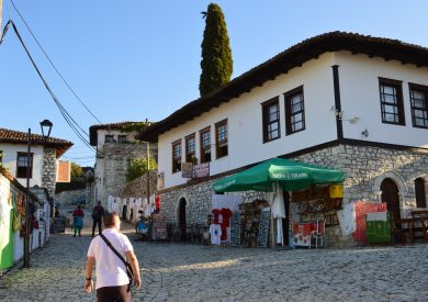 Putovanje Berat, evropski gradovi, putovanje Albanija,Berat stari grad