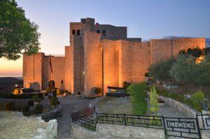 Putovanje Albanija, evropski gradovi, Kruja,tvrđava