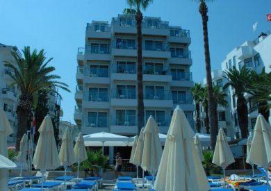 Letovanje Turska autobusom, Marmaris,Hoteli  Begonville Beach Marmaris eksterijer