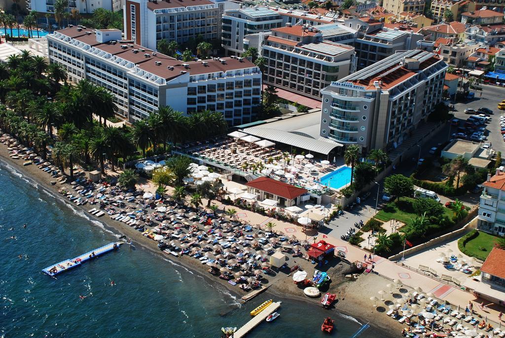Letovanje Turska autobusom, Marmaris,Hotel Pasa Beach Marmaris eksterijer