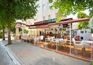 Letovanje Turska autobusom, Marmaris,Hotel Villamar Marmaris spolja