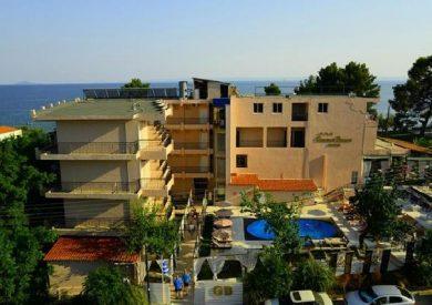 Grcka hoteli letovanje, Halkidiki,Metamorfosi,Golden Beach,eksterijer