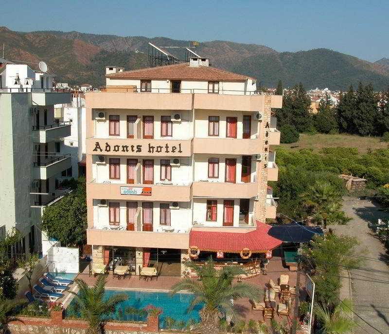 Letovanje Turska autobusom, Marmaris, Hotel Adonis Marmaris eksterijer