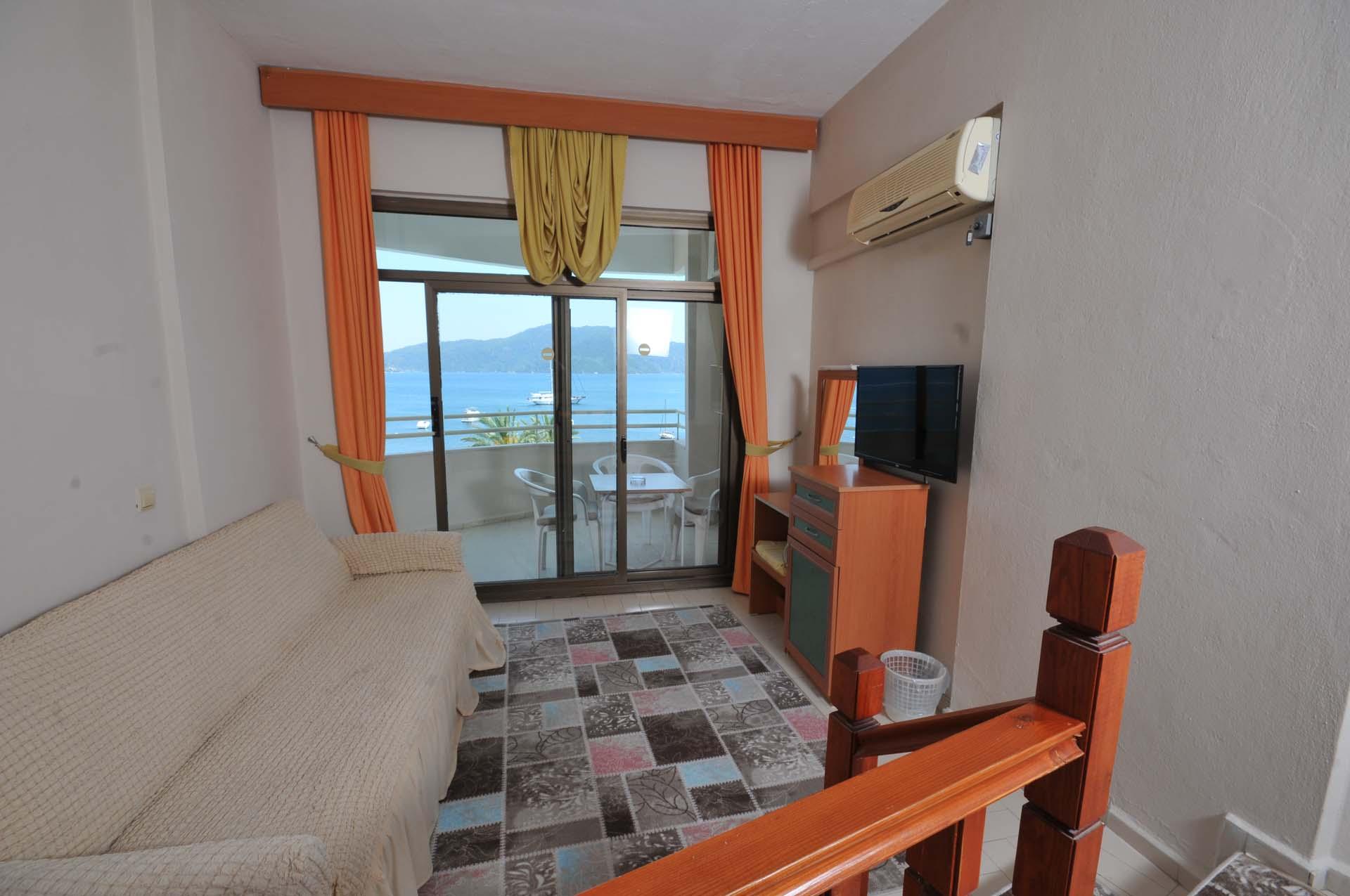 Letovanje Turska autobusom, Marmaris,Hotel Amos Marmaris soba izgled