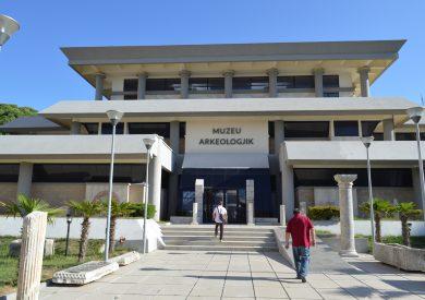 Letovanje Albanija autobusom, Drač arheološki muzej