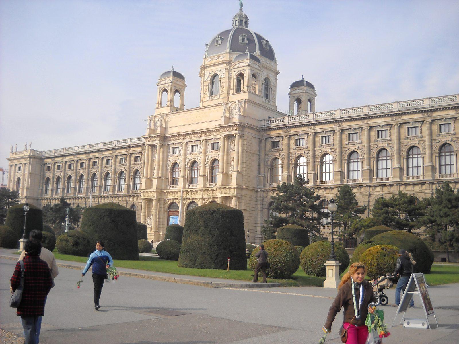 Putovanje Beč, evropski gradovi,Beč, muzej