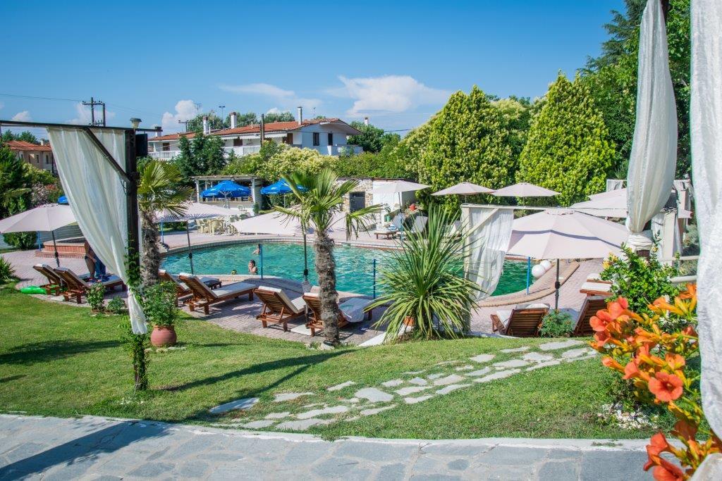 Grcka hoteli letovanje, Halkidiki, Siviri,Jenny,panorama
