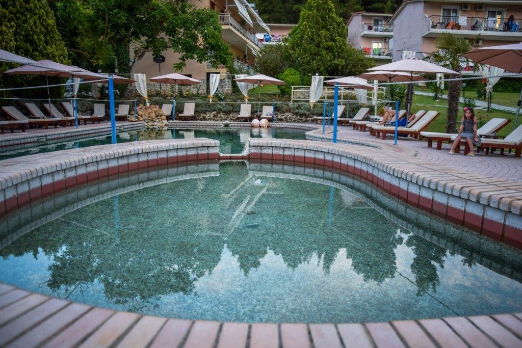 Grcka hoteli letovanje, Halkidiki, Siviri,Jenny,bazen