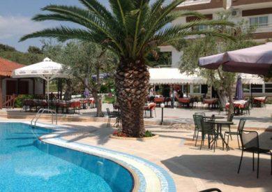 Grcka hoteli letovanje, Halkidiki,Metamorfosi,Olympic Bibis,eksterijer
