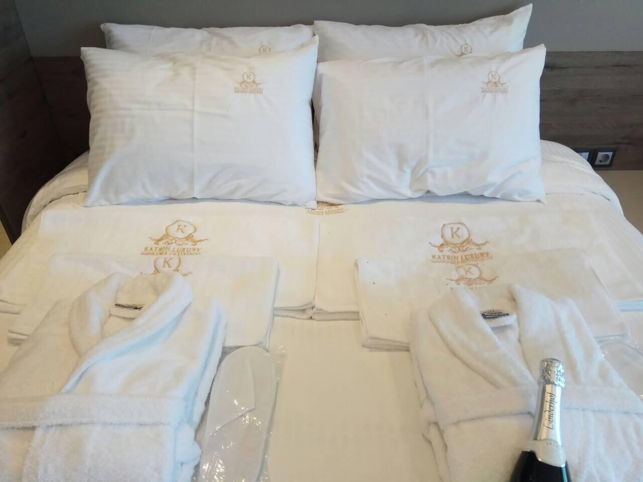Grcka hoteli letovanje, Halkidiki, Nea Mudania,Katrin Luxury studios,soba izgled