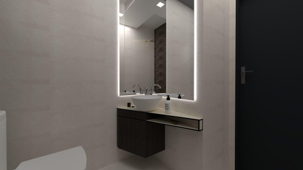 Grcka hoteli letovanje, Halkidiki, Nea Mudania,Katrin Luxury studios,deo kupatila
