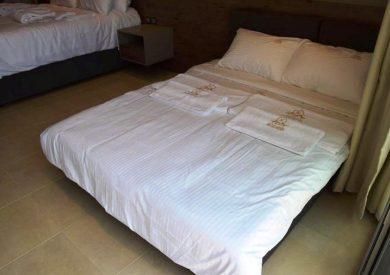 Grcka hoteli letovanje, Halkidiki, Nea Mudania,Katrin Luxury studios,porodična soba izgled