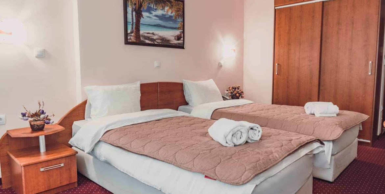 Putovanje Ohrid, evropski gradovi, hotel Aqualina, dvokrevetna soba
