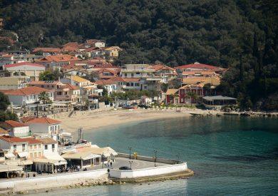 Grcka apartmani letovanje,PARGA leto, letovanje grcka apartmani,plaža