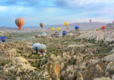 Putovanje Turska, Pamukkale, Velika turska tura,evropski gradovi