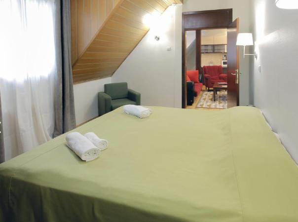 Kopaonik, zimovanje, smeštaj, Junior apartmani,francuski krevet