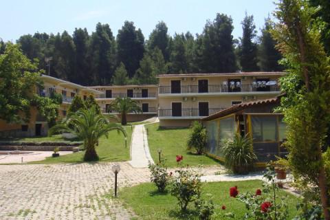Grcka hoteli letovanje, Halkidiki, Siviri,Jenny,spolja