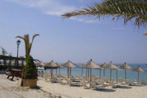 Grcka hoteli letovanje, Halkidiki, Siviri,Jenny,plaža