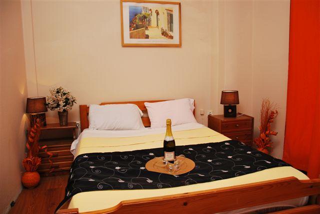 Grcka hoteli letovanje, Halkidiki, Siviri,Jenny,dvokrevetna soba