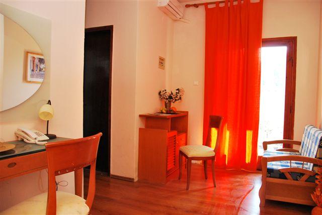 Grcka hoteli letovanje, Halkidiki, Siviri,Jenny,enterijer sobe