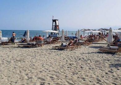 Grcka leto, letovanje Olympic beach, apartmani Olimpik bič leto grcka