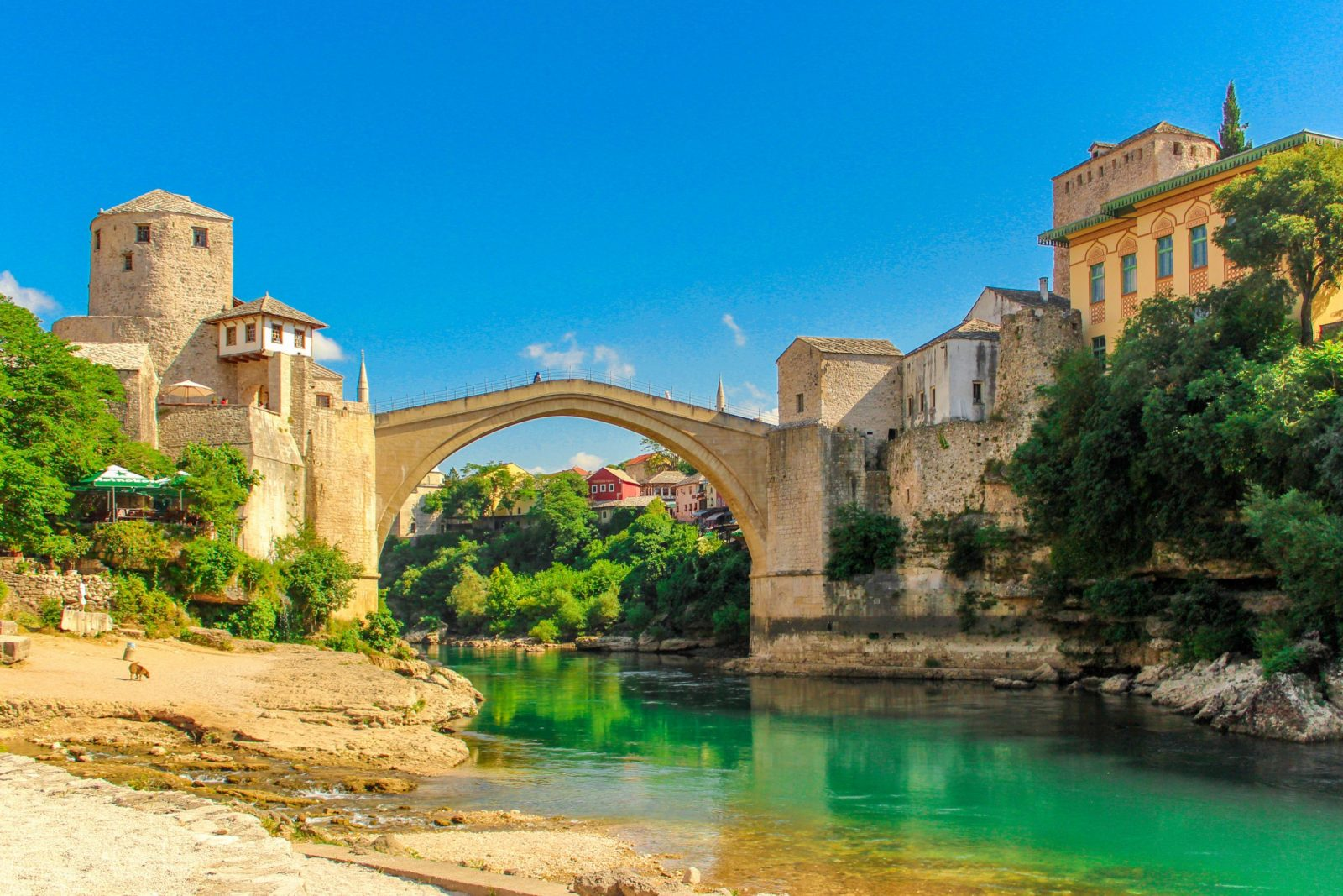 Putovanje Mostar, evropski gradovi, city break