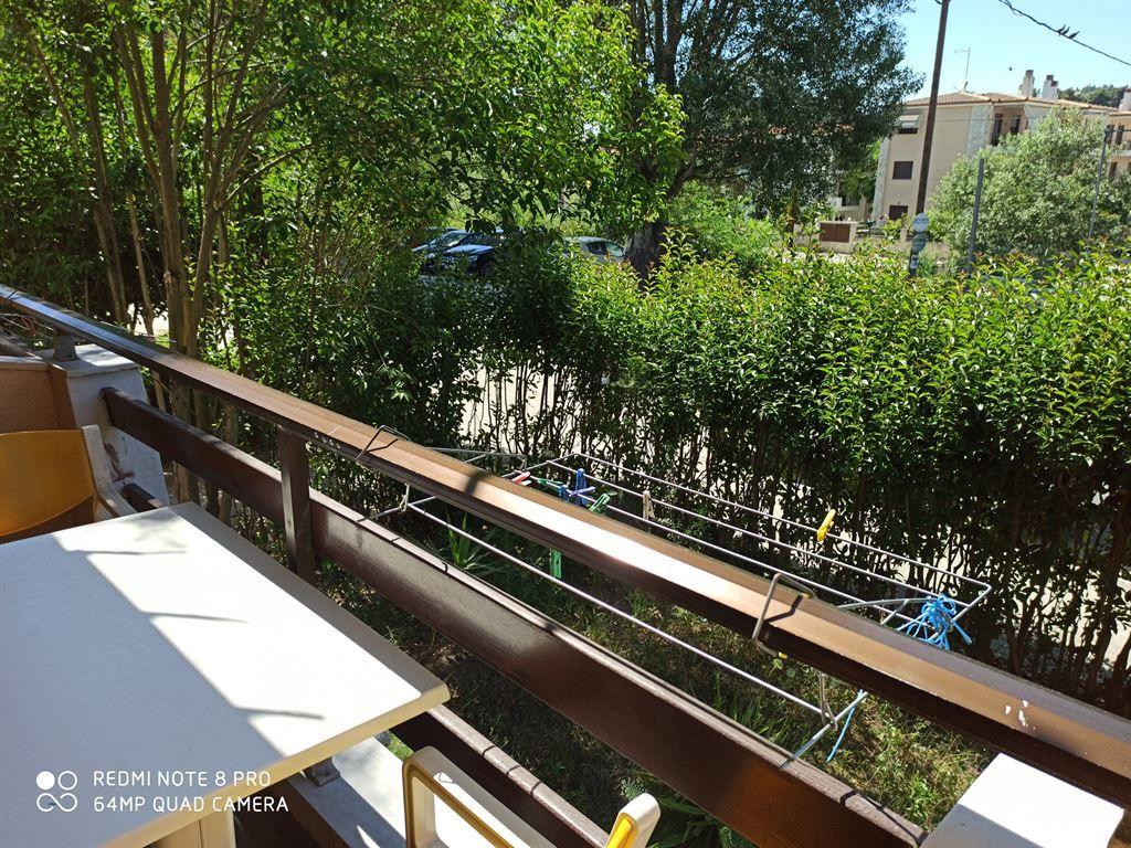Grcka hoteli letovanje, Halkidiki, Siviri,Vila Sirtaki,pogled sa balkona