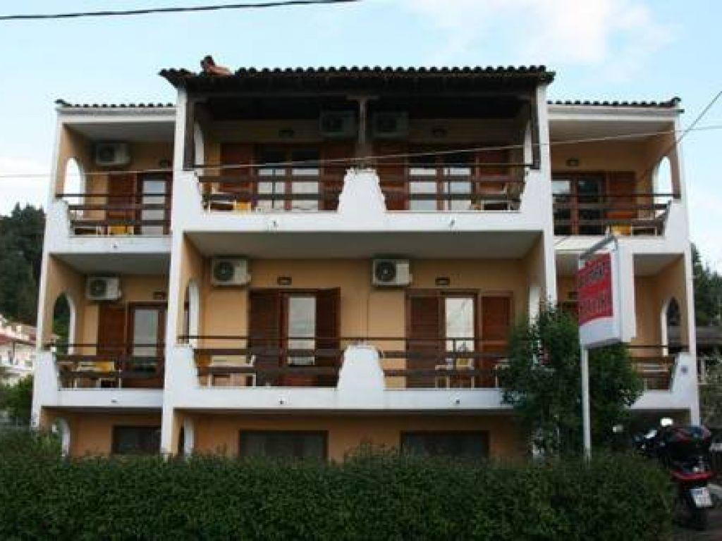 Grcka hoteli letovanje, Halkidiki, Siviri,Vila Sirtaki,spoljašnji izgled