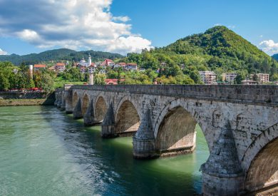 Putovanje Višegrad, evropski gradovi, city break, stari most
