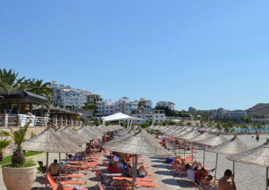 Letovanje Saranda Albanija, plaža1