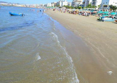 Leto Drač Albanija, letovanje Drac, postepena dubina idealna za decu