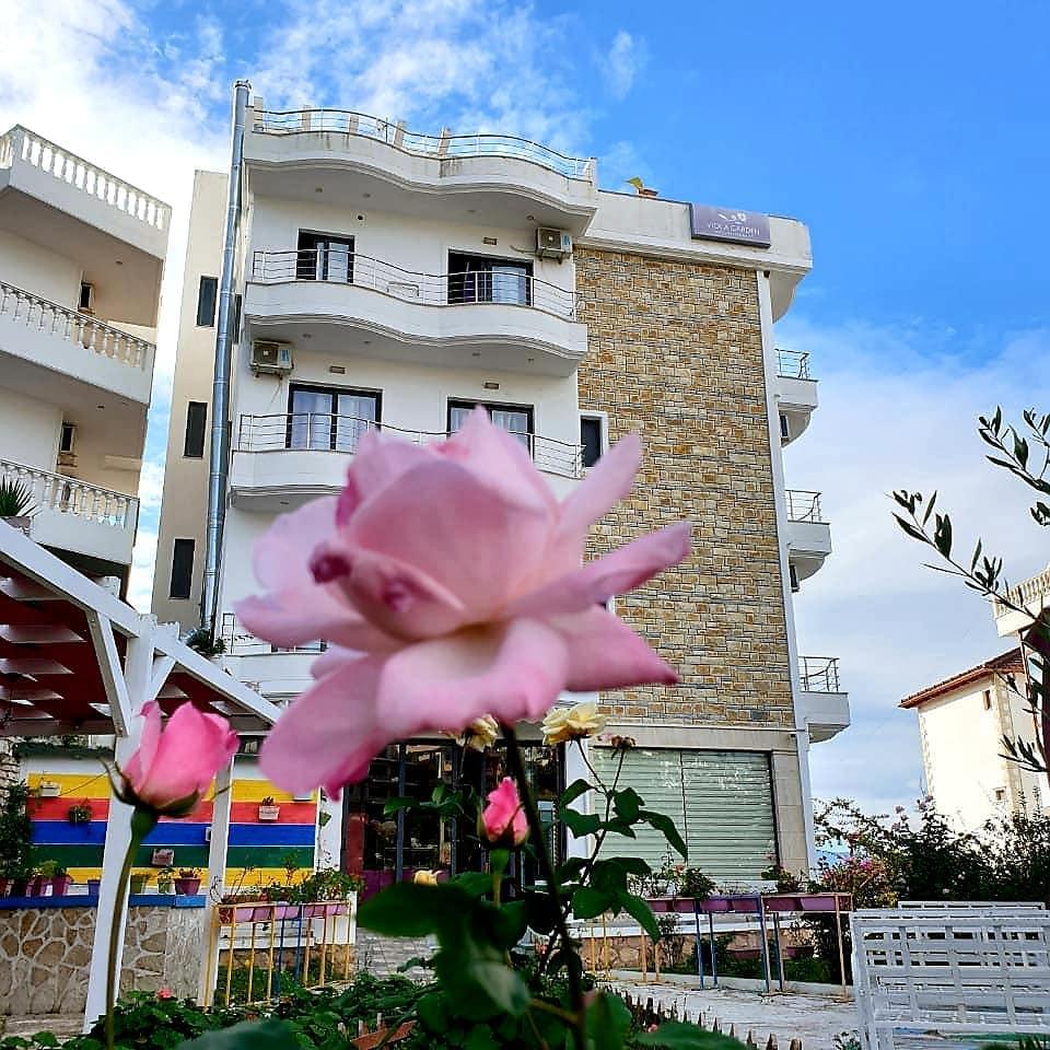 Letovanje Albanija hoteli, Saranda, autobus, Hotel Viola Garden, eksterijer