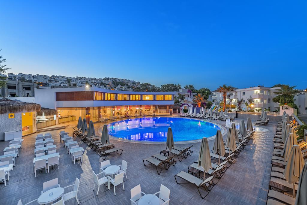 Letovanje Turska autobusom, Bodeum, Hotel Bendis Beach, eksterijer