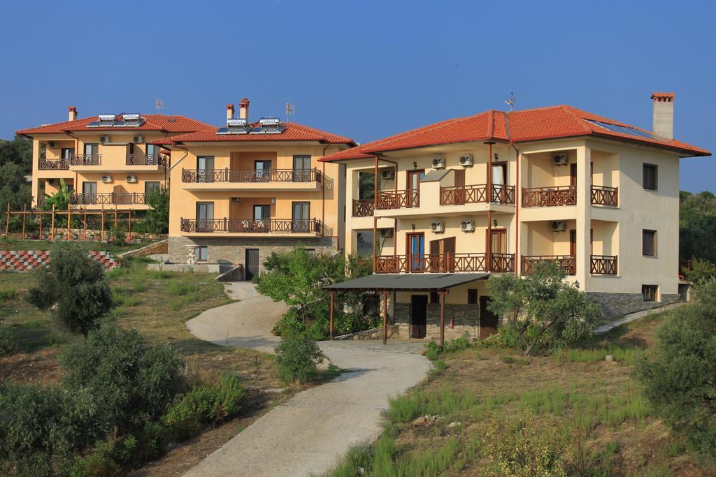 Grcka hoteli letovanje, Halkidiki, Nea Roda,hotel Athorama,eksterijer