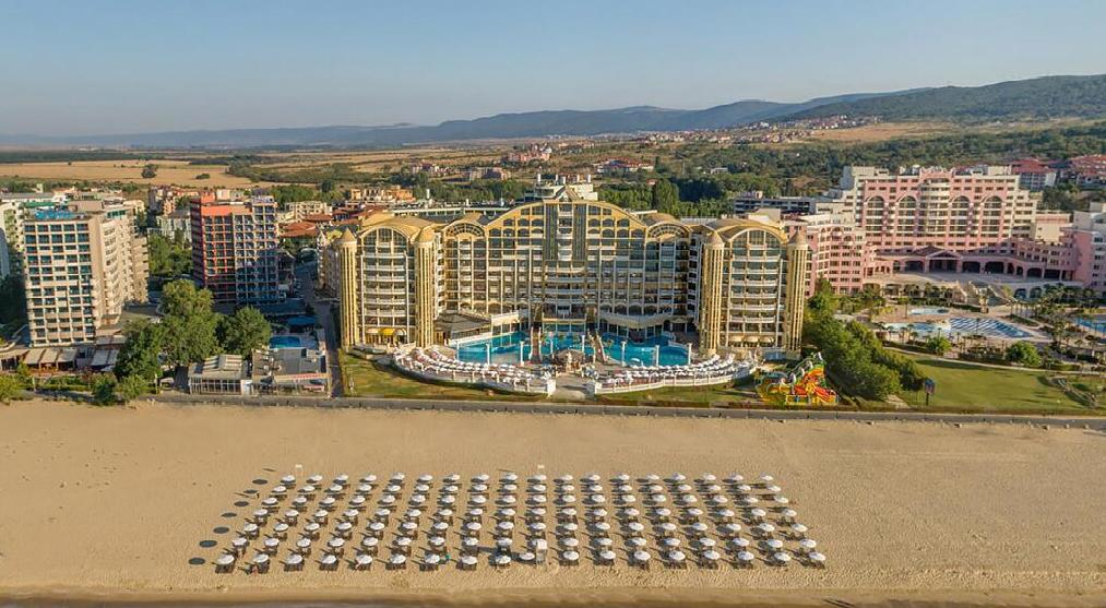 Letovanje Bugarska autobusom, Sunčev breg, Hotel Imperial Palace, panorama