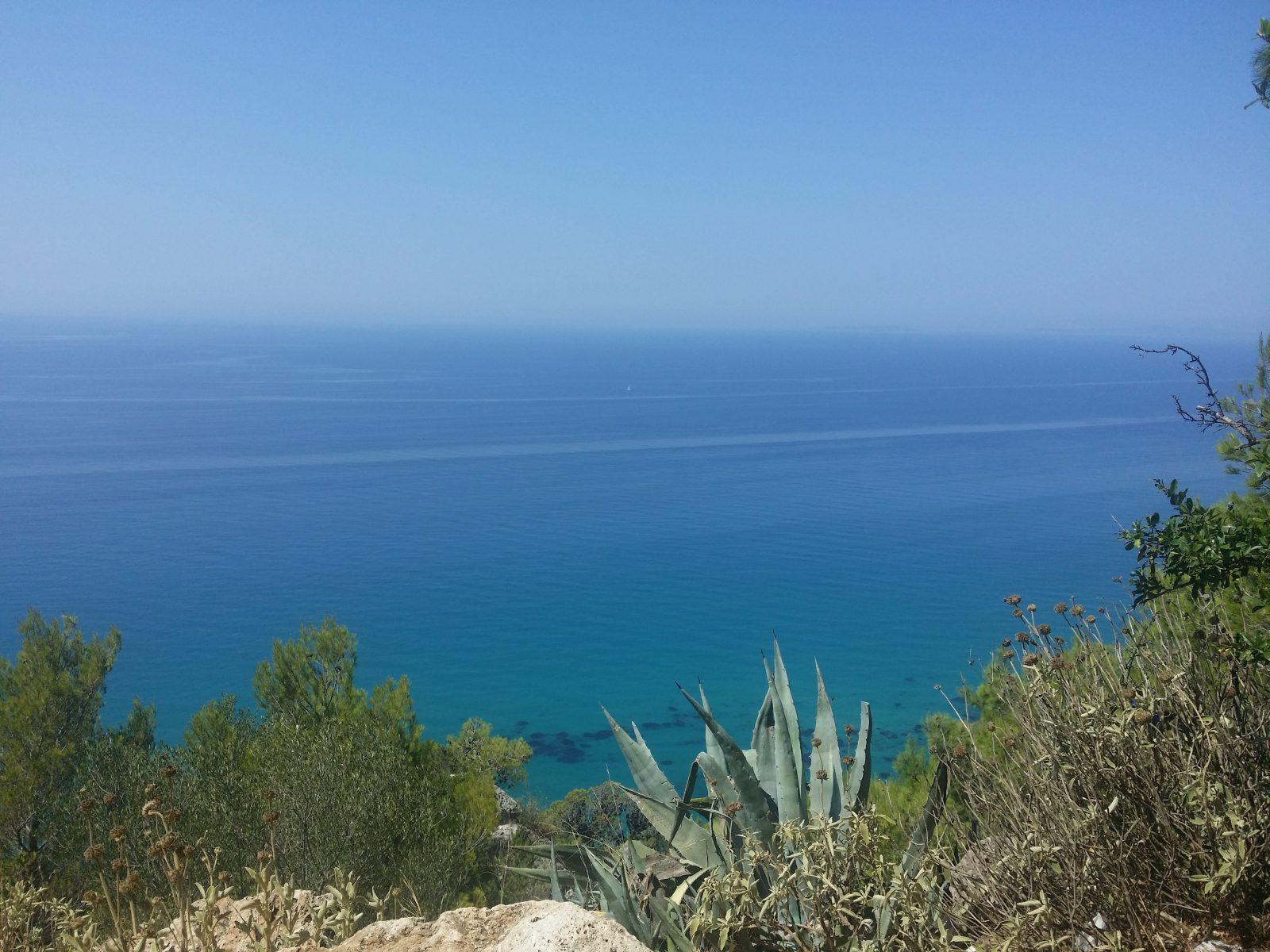 Vrahos apartmani letovanje grcka, kristalno cisto more